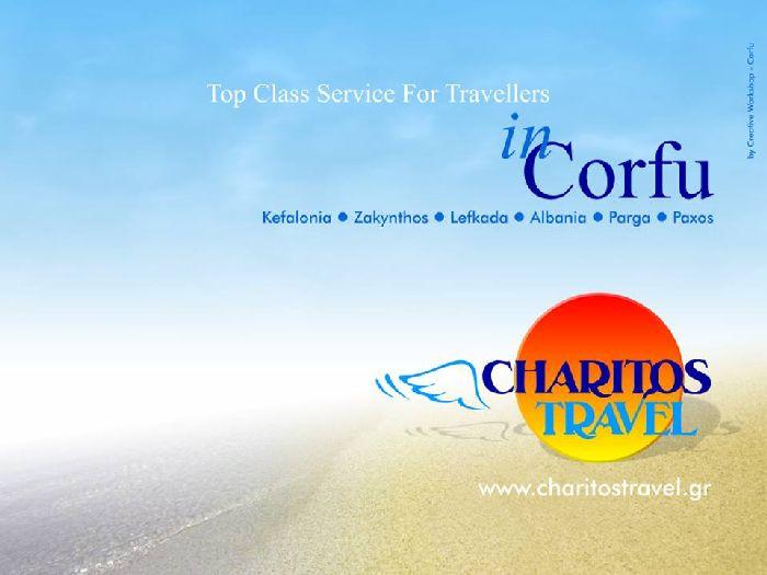 DIMOS KERKYRAION: Charitos Travel S.A