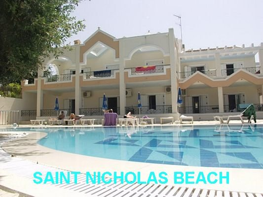 Diasia: KOURTELESI ANGELIKI - Saint Nicholas Beach Apartments