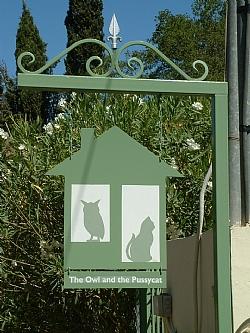 KERKYRA: The Owl and the Pussycat