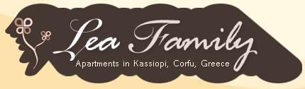 Κασσιόπη: ΕΜΠΟΡΙΚΕΣ ΤΟΥΡΙΣΤΙΚΕΣ ΚΑΙ ΞΕΝ/ΚΕΣ ΕΠΙΧ/ΣΕΙΣ ΤΣΙΡΙΜΙΑΓΚΟΣ ΑΕ - Διαμερίσματα Lea Family