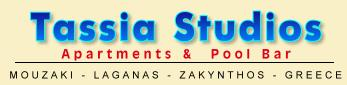 ZAKYNTHOS: TASSIA'S STUDIOS