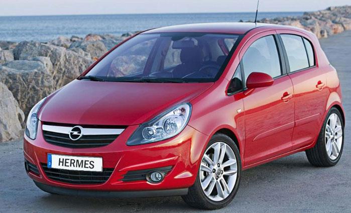 KERKYRA: HERMES CARS S.A